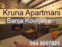 Kruna Apartmani Banja Koviljaca