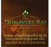 Vila Dunavski Raj